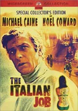 The Italian Job, DVD cover